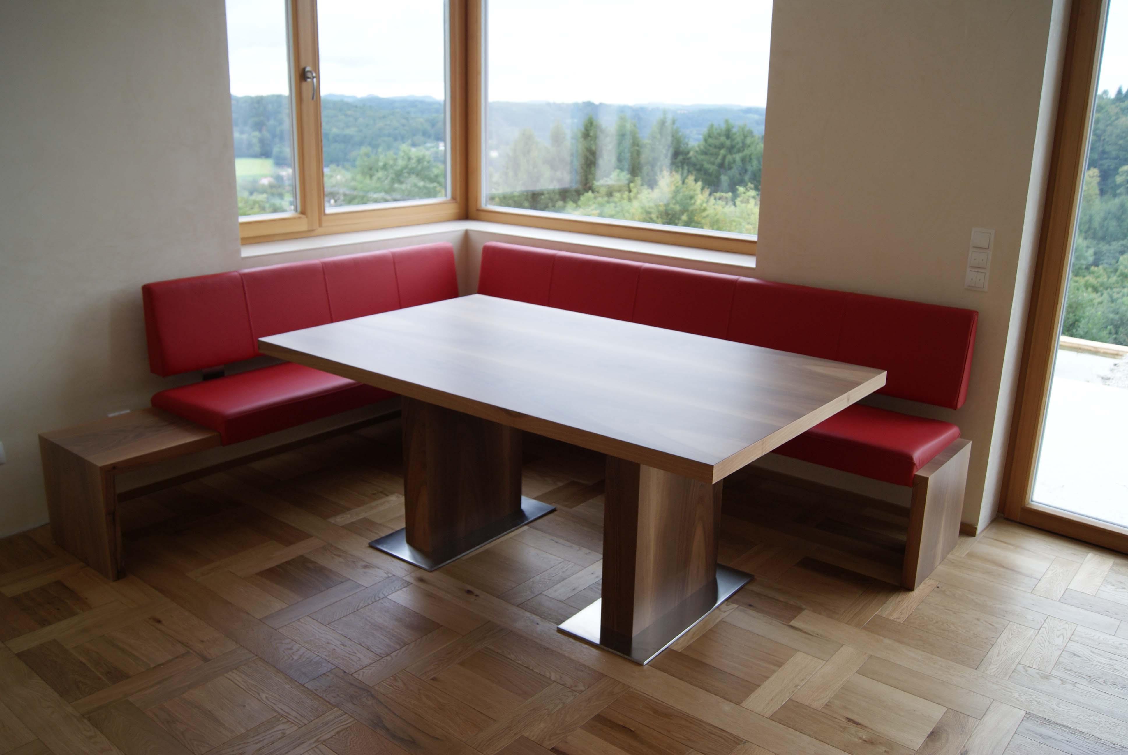 eckbank mit esstisch. Black Bedroom Furniture Sets. Home Design Ideas